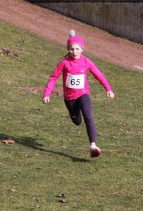Lisa Imkamp, Läuferin für die Mannschaft V, Große Tour